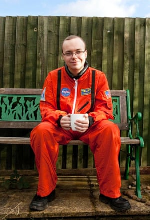Ryan MacDonald believes joining the Mars One project would allow him to leave a legacy.