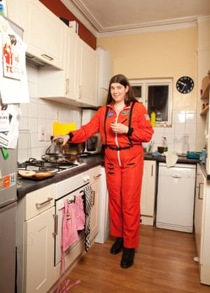 Alison Rigby is one of five Britons selected among the 100 would-be astronauts for the proposed Mars One mission.