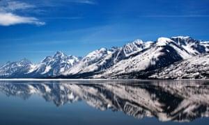 Yellowstone national park, Lewis Lake