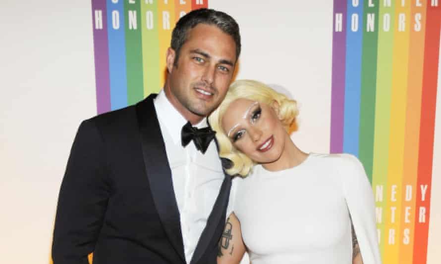 Lady Gaga and Taylor Kinney look ravishing at the Kennedy Center Honors in Washington