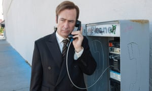 Bob Odenkirk in episode 3 of Better Call Saul.