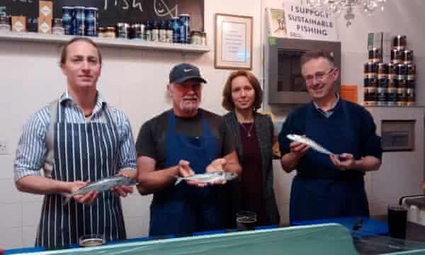 The Bristol Fish Project