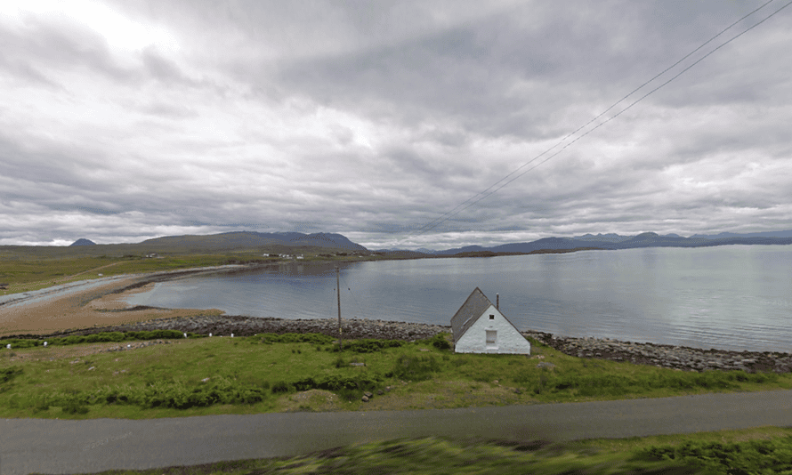 Achiltibuie: the village in Ross and Cromarty, Highland at the centre of the Scotsman story
