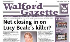 The Borehamwood & Elstree Times: special Walford Gazette issue