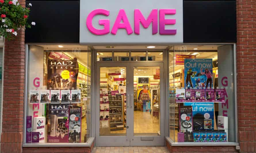 The Colchester branch of Game
