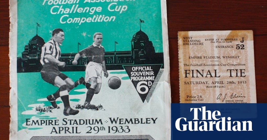When football was reasonably priced: your old ticket stubs ...