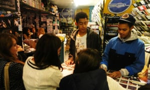Rizzle Kicks Signing Session, Banquet Records