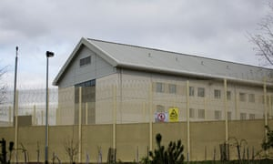 HMP Oakwood prison, operated by G4S near Wolverhampton