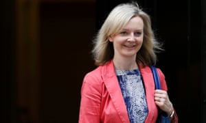 Liz Truss, Britain's secretary of state for environment food and rural affairs