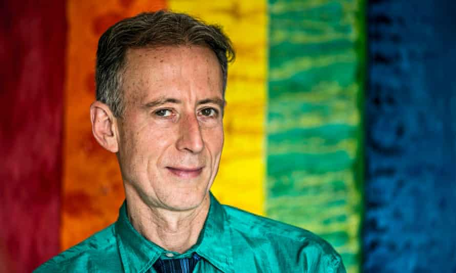 Human rights campaigner Peter Tatchell.