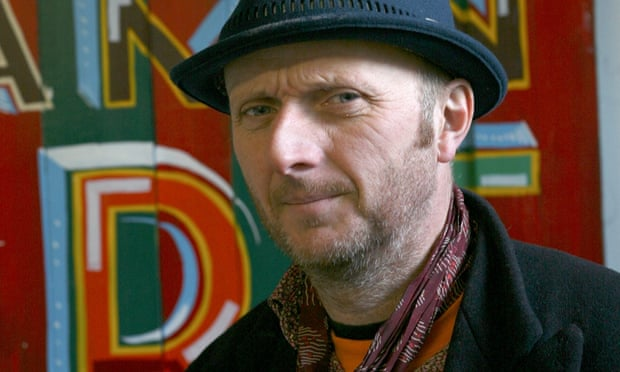 Patrick Brill AKA Bob and Roberta Smith