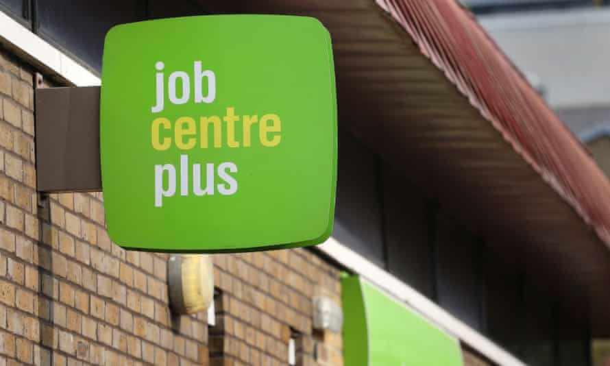 A jobcentre. The bishops write: 'Worklessness has long been acknowledged as corrosive of human dignity and sense of identity.'