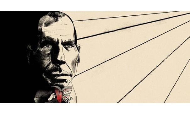 yanis varoufakis how i became an erratic marxist  news  the guardian
