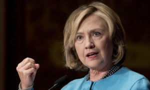 Hillary Clinton in 2014