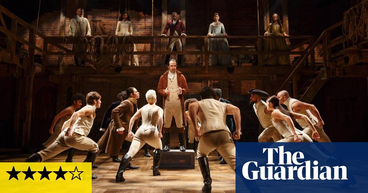 Hamilton review – founding father gets a hip-hop makeover