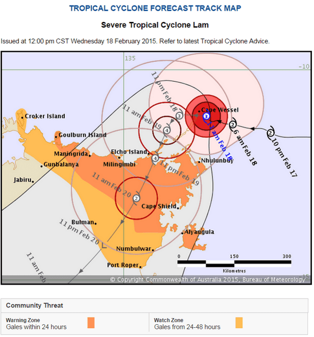 Cyclone Lam