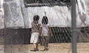 children in detention nauru