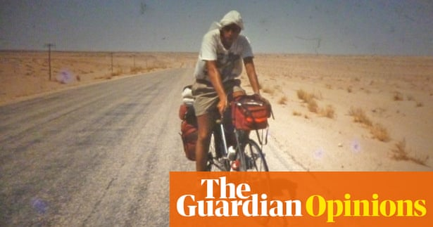 The rise of cycle touring – from crazy to cool