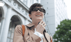 Sony's SmartEyeglass can be pre-ordered by app developers.