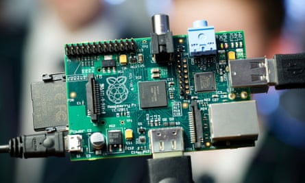 Raspberry Pi has sold over 5m computers since 2012, making it the most successful British computer in history.