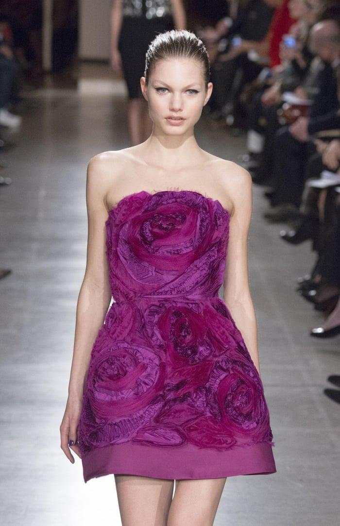 The Oscar de la Renta show – in pictures | Fashion | The Guardian