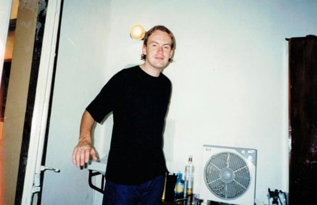 Matt Haig in Ibiza