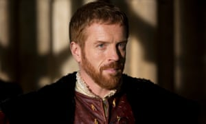 'Why not geld me, Madame?' Damian Lewis as Henry VIII.