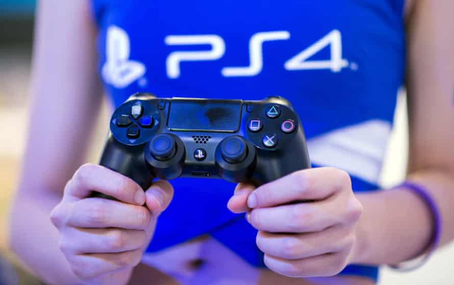 Just about edging it … Playstation 4.