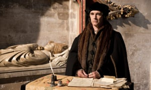 The most powerful commoner in England ... Thomas Cromwell.