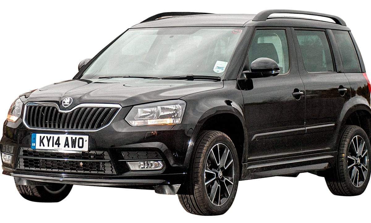 on the road skoda yeti black edition car review. Black Bedroom Furniture Sets. Home Design Ideas