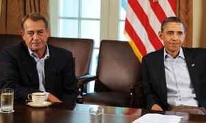 obama boehner white house grimaces