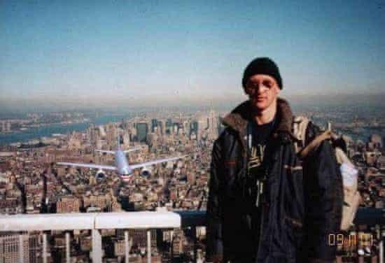 9/11 Tourist Guy.