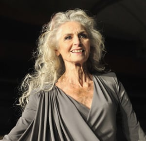 Model Daphne Selfe