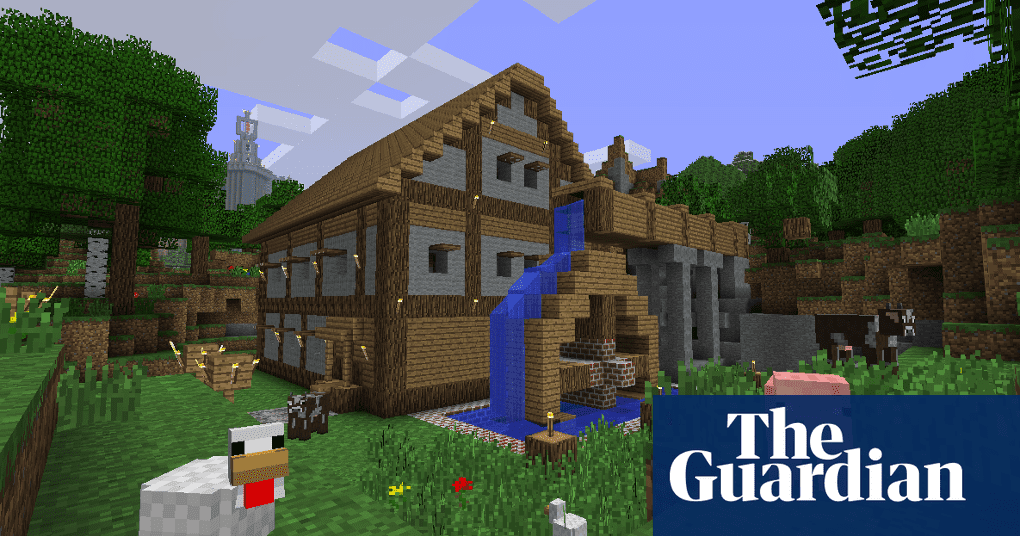 Top Best Video Games For Beginners Games The Guardian - Minecraft pc mit xbox spielen