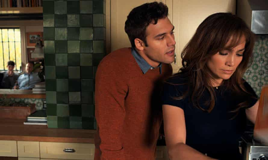 Jennifer Lopez and ryan guzman in the boy next door