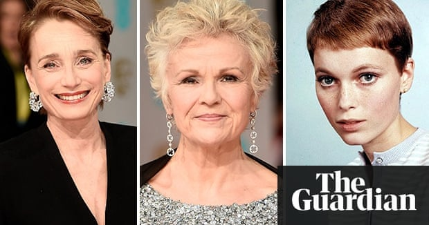 Why Do Older Women Always Have Short Hair Fashion The Guardian
