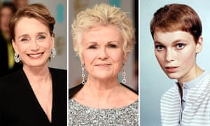 Why do older women always have short hair? | Fashion | The