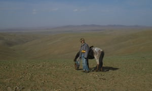 John Fusco's son travelling the Silk Road
