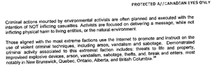 RCMP excerpt