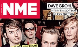 NME: staff discussed whether the magazine should go free at a meeting on Wednesday