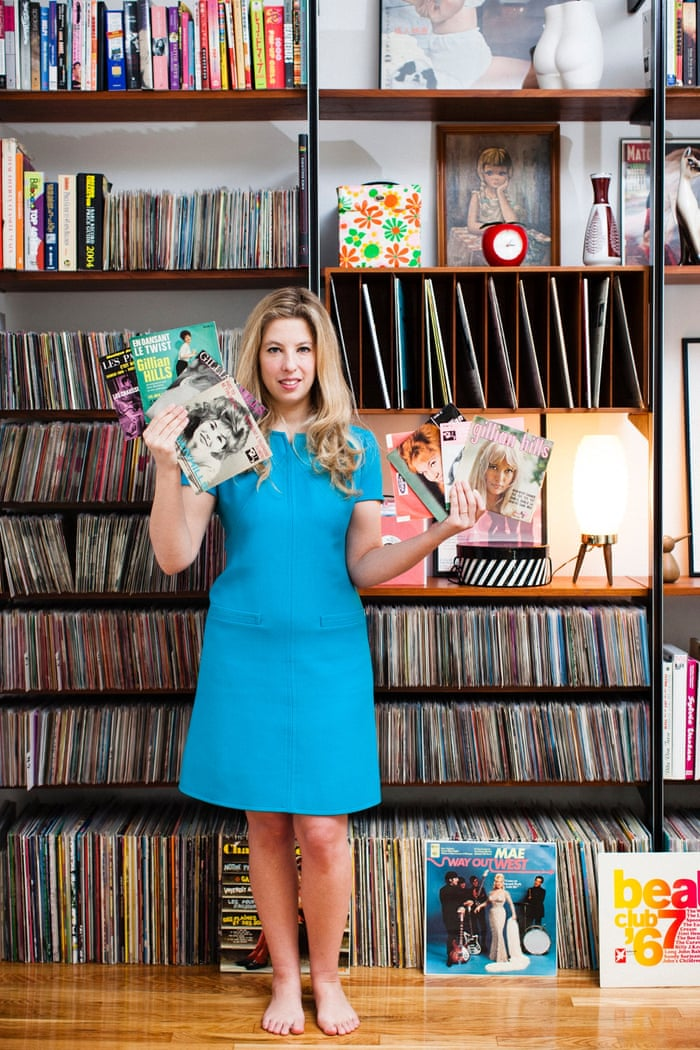 Eilon Paz for Dust & Grooves Sheila Burgel