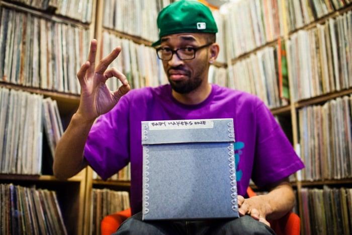 Eilon Paz Dust & Grooves Rich Medina, DJ