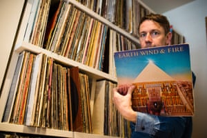 Gilles Peterson, DJ and broadcaster Eilon Paz for Dust & Grooves