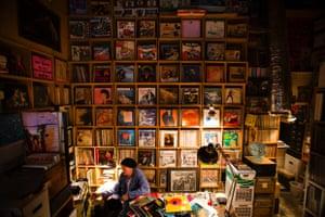 Eilon Paz for Dust & Grooves Mickey McGowan
