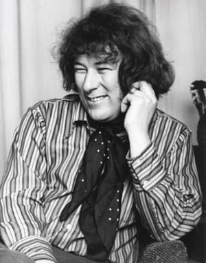 Seamus Heaney in 1973.