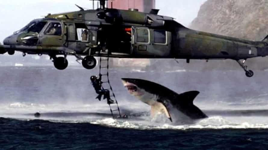 The moment that messing about with Photoshop jumped the shark.
