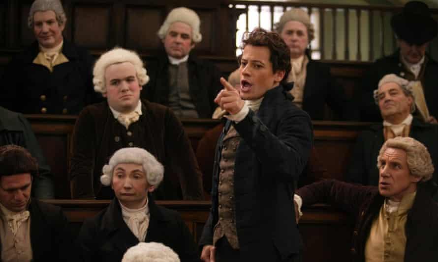 Ioan Gruffudd as William Wilberforce