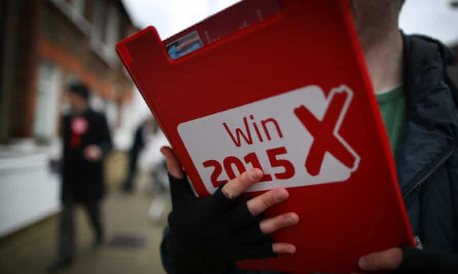 Labour is trying to raise money online to help fund its election campaign.