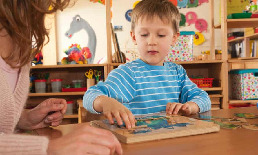 Part-time nursery prices for children aged two and over have risen by 4.1% on last year.