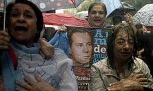 marcha del silencio buenos aires Nisman